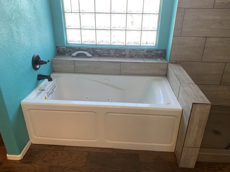 bathtub remodel by Az Express Services Chandler Az 85225