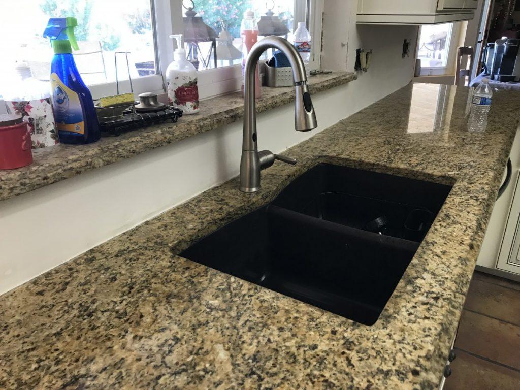 Drywall Repair Under Kitchen Cabinets - Phoenix 85044
