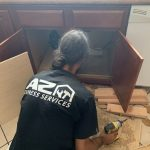 phoenix-85041-kitchen-cabinet-repair-local-handyman-water-damage