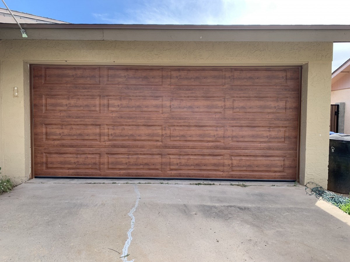 woodlike-garage-door-tempe